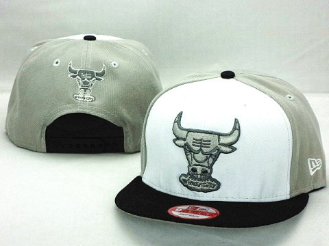 Chicago Bulls NBA Snapback Hat ZY18